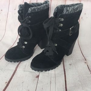 The Bethany Lug Soul Bootie